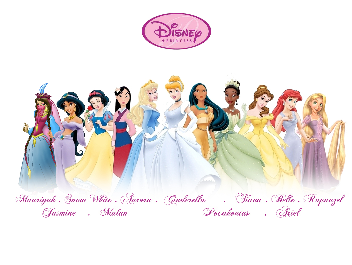 Disney Princess New Disney Princess Line Up