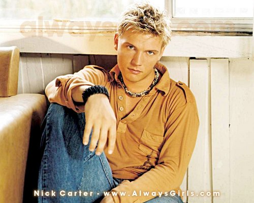 The Backstreet Boys 바탕화면 possibly with a living room entitled Nick Carter <3
