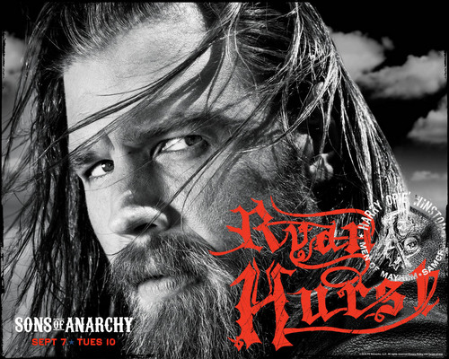 Sons Of Anarchy wallpaper called Opie Winston