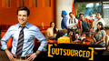 Outsourced Cast - outsourced photo