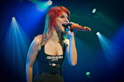 Paramore Challenge Stadium October 10th, 2010 Perth Australia
