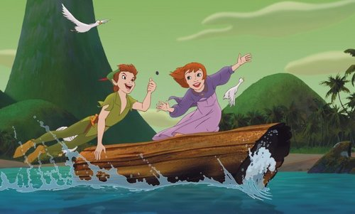 Leading men of disney wallpaper titled Peter Pan