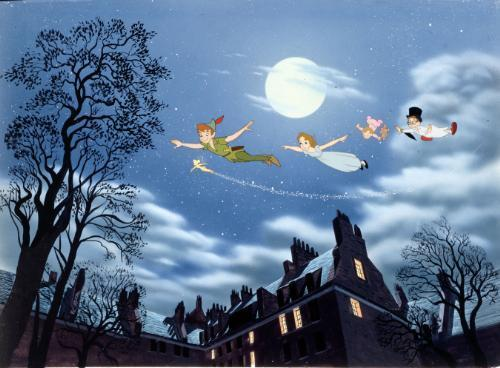 Peter Pan Images Wallpaper And Background Photos