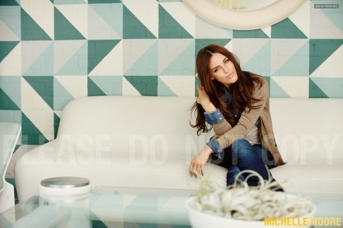 Photoshoot - Zooey Magazine (October 2010)