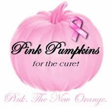 Pink Pumpkin  - breast-cancer-awareness Photo