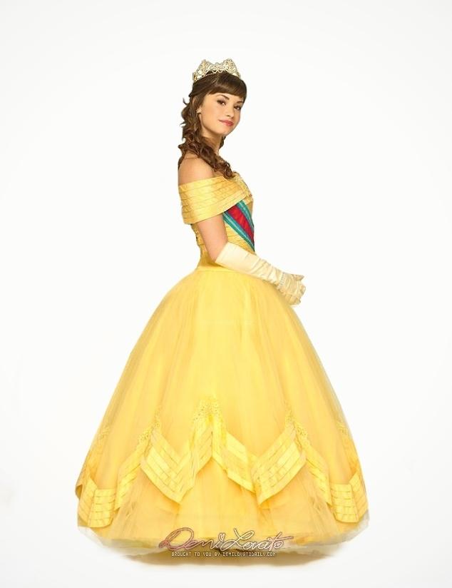Princess Protection Program Photoshoot