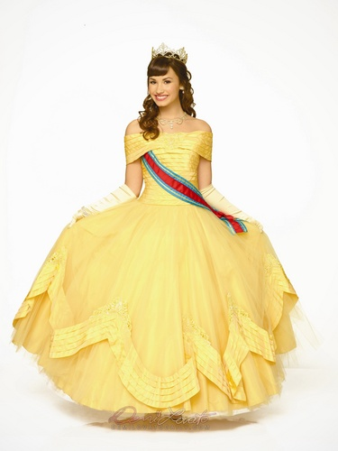 Princess Protection Program Photoshoot