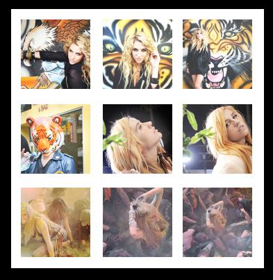 Promo: Kesha icons