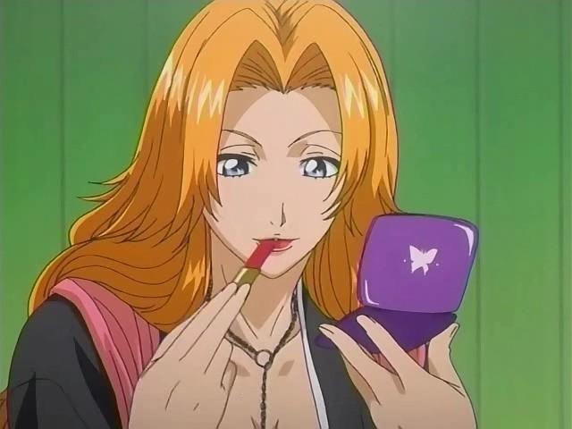 Rangiku matsumoto anime adulte