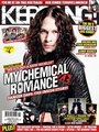 Ray on Kerrang! Magazine (October 2010)