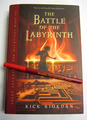 Riptide & The Battle of the Labryinth