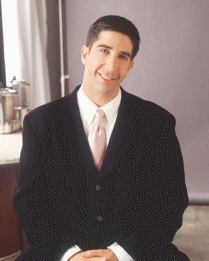 Ross Geller wallpaper with a business suit and a suit titled Ross Geller