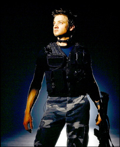 Jeremy Renner wallpaper entitled S.W.A.T.
