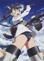 Sakamoto Mio: Strike Witches: Sword