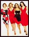 SatC 2 - sex-and-the-city-the-movie fan art