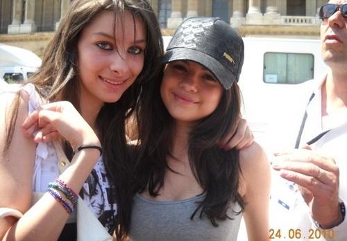 Selena and a tagahanga