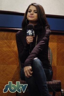 Selena on SBTV foto