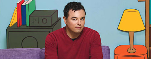 Seth MacFarlane Photoshoot for Fast Company Magazine