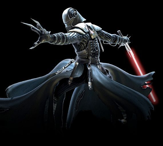 Sith Stalker Etoile Etoile Star Wars Force Unleashed Game Series Image 16238868 Fanpop