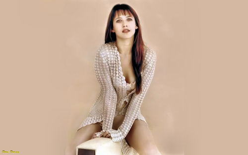 Sophie Marceau WS Wallpaper