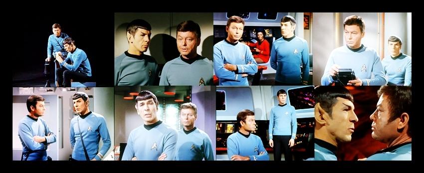 Spock and Bones images Spock and Bones Picspam wallpaper