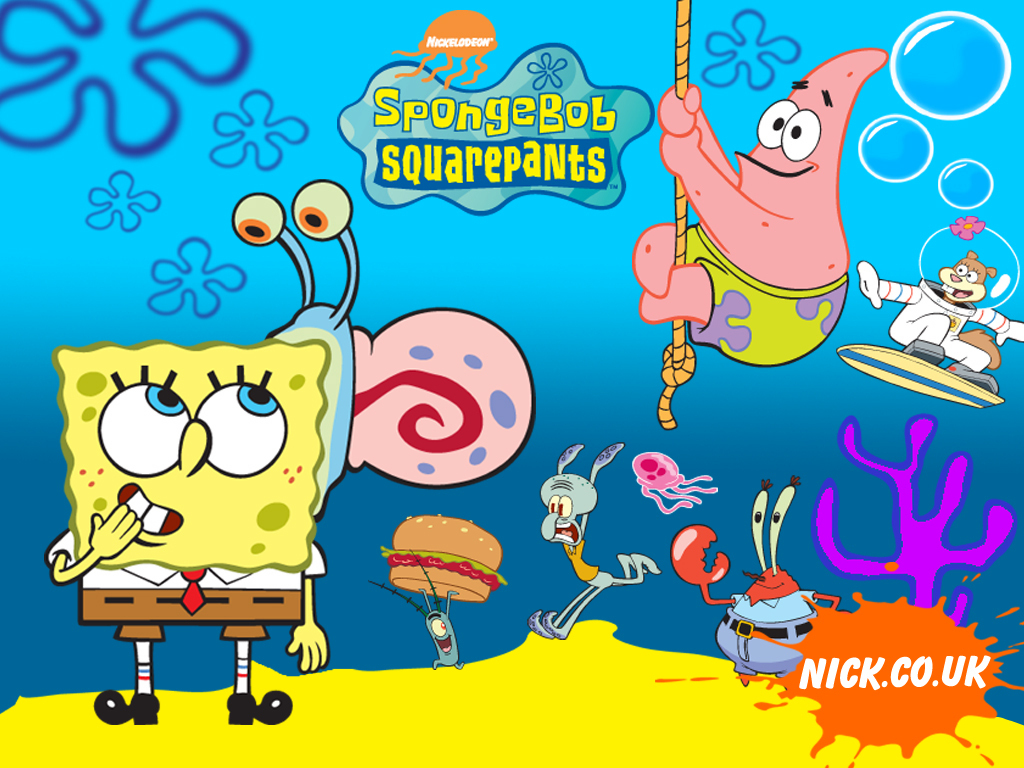 SpongeBob SquarePants  Season 1-3