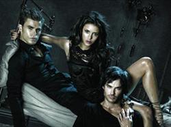 Stefan, Elena, Damon (Ian)