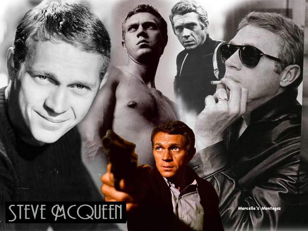Steve McQueen - Images Colection