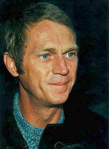 Steve McQueen wallpaper probably with a green beret titled Steve McQueen