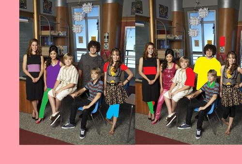 Suite Life - Biography Class- Differences