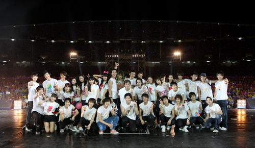 Suju,SHINee,DBSK and SNSD