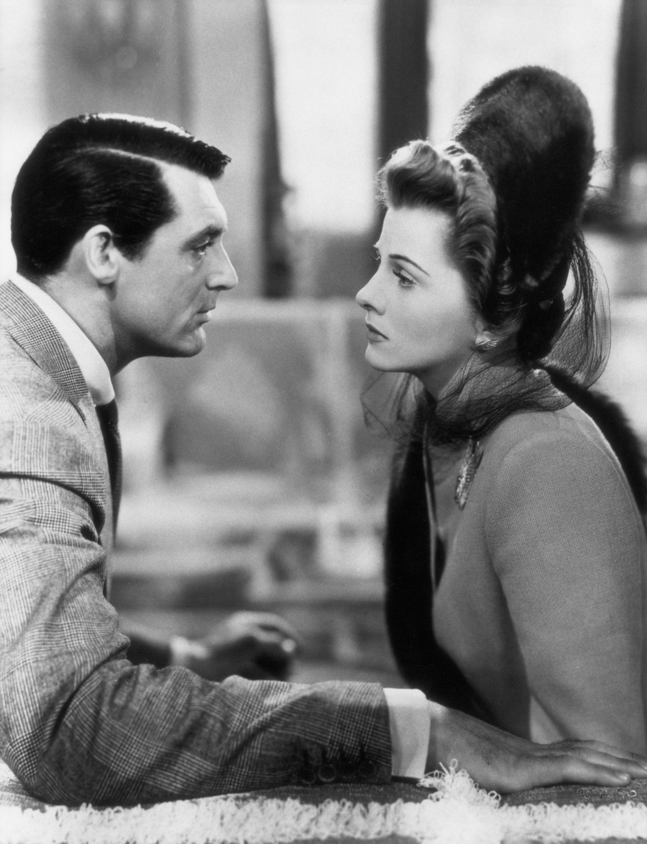 Suspicion 1941 classic movies photo 16283131 fanpop for Cary grant first movie