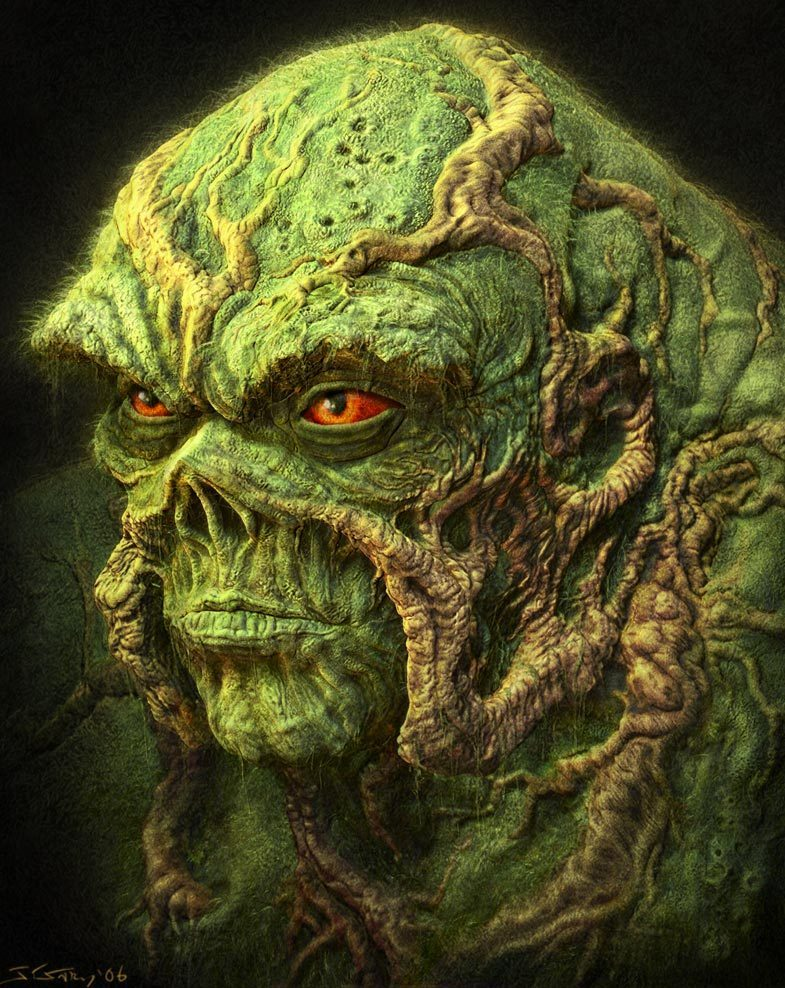 Monsters images Swamp Thing HD wallpaper and background photos ...