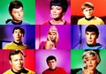 TOS is colour, TOS is love
