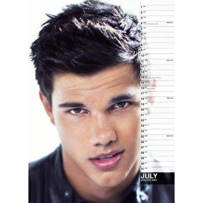Taylor Lautner 2011 Calendar