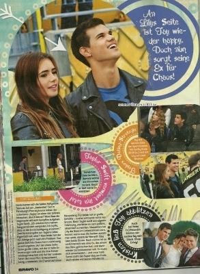 Taylor Lautner in Bravo Magazine (Germany) - taylor-lautner photo