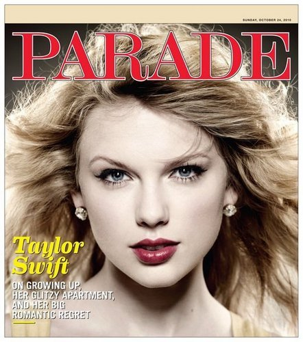 Taylor pantas, swift photoshoot pics for Parade Magazine :)