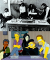 The Beatles and The Simpsons  - the-beatles photo