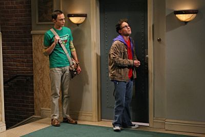 The Big Bang Theory - Episode 4.05 - The Desperation Emanation - Promotional تصاویر