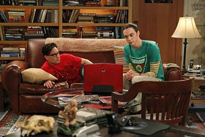 The Big Bang Theory - Episode 4.05 - The Desperation Emanation - Promotional 사진
