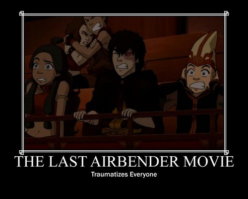 The Last Airbender Motivational