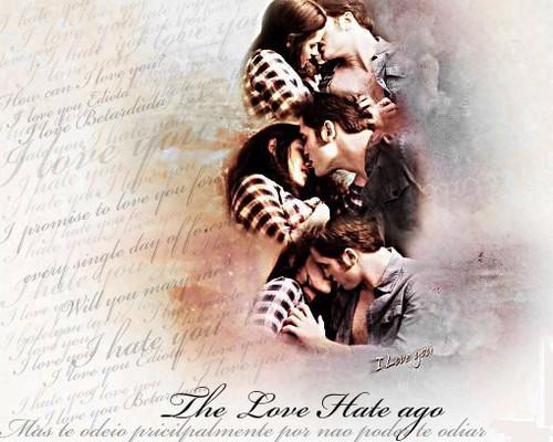 The प्यार Hate पूर्व