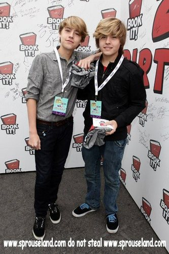 los hermanos sprouse