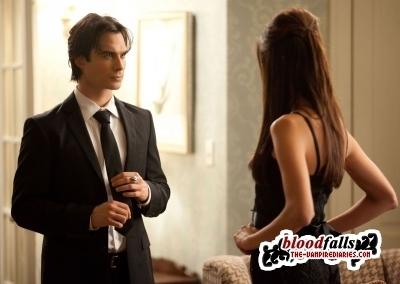 "The Vampire Diaries 2x07 ""Masquerade"" Promotional تصاویر"