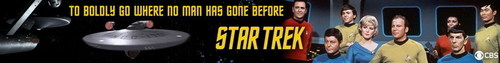 To Boldly Go....