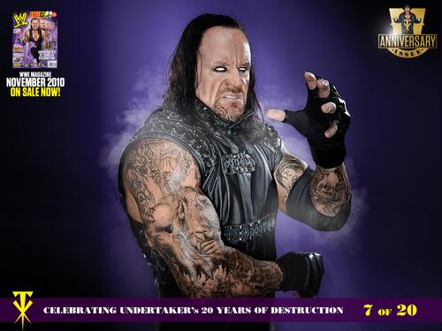 Undertaker wolpeyper