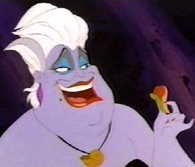Disney Villains پیپر وال called Ursula