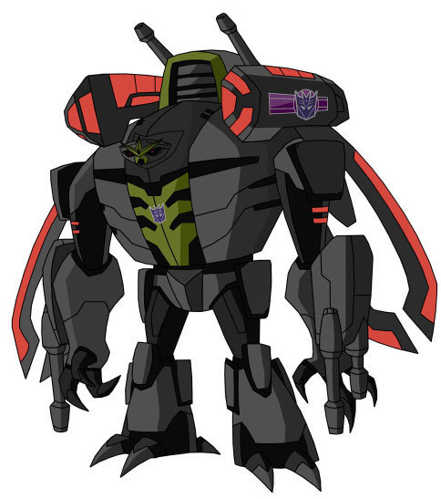 transformers animated autobot