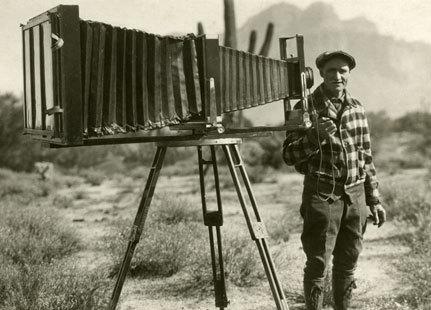 Vintage 摄影 style
