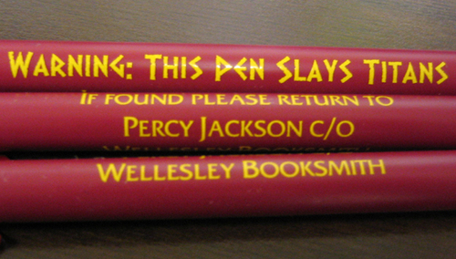 Warning: This Pen Slays Titans